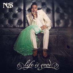 OFFICIAL: Nas Life is Good Album Tracklist   Rap Genius Blog