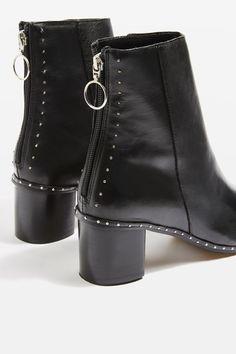 new product fa662 66912 Miranda Studded Boots - Shoes