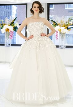 Brides: Randi Rahm Wedding Dresses - Spring 2017 - Bridal Fashion Week
