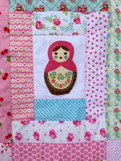 These two quilts have been very patient, waiting for me to finish them up! They are both generously sized baby/toddler quilts - perhaps even...