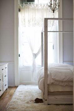 the discipline of white from my ideal home...