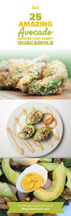 If you need help getting out of your avo-toast rut, we can help. Get all recipes here: http://paleo.co/avorcpideas