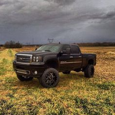 My future truck.. Not  as jacked up though