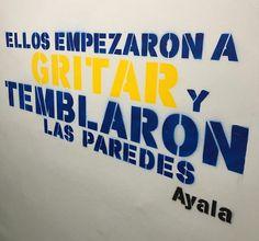 ¿Una provocación? Boca pintó el túnel de la Bombonera con frases históricas de jugadores de River Werewolves, Rey, Soccer, Sayings, Memes, Sports, Words, Yellow, Blue