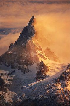 Photograph Angel by Pete Wongkongkathep on 500px Patagonia peak - I want to be here!