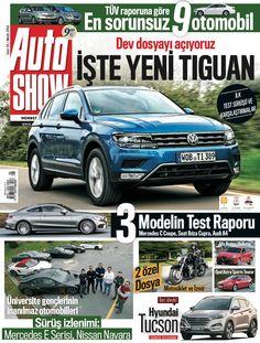 Almak istediğiniz otomobile bir türlü karar veremiyorsanız, işi uzmanlardından okuyun! Auto Show Mayıs sayısı yayında!