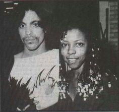 Prince & Patrice Rushen