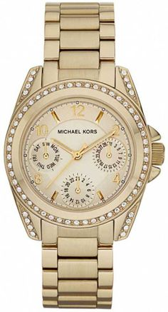 4155802bb74d Michael Kors  Blair  Multifunction Watch available at