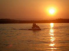 Sunset river tour maroochy river jet ski hire