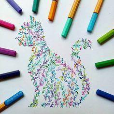 Precision in Geometric Mandala Drawings - Cat. Precision in Geometric Mandala Drawings. Click the image, for more art from lady_meli_art. Mandala Art, Geometric Mandala, Mandala Drawing, Mandala Design, Lotus Mandala, Geometric Shapes, Marker Kunst, Marker Art, Pen Art