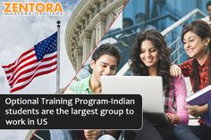 Optional Training Program-Indian students are the largest group to work in US