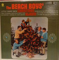 Beach Boys The Beach Boys' Christmas Album 1964 LP by DorenesXXOO