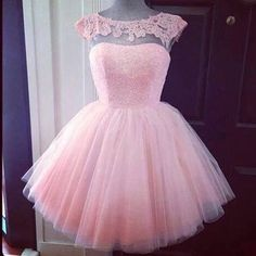 Simple Prom Dresses, pink homecoming dress lace homecoming dress cute homecoming dress 2018 fashion homecoming dress short prom dress charming homecoming gowns new style sweet 16 dress short evening gowns Cheap Homecoming Dresses, Pink Prom Dresses, Prom Dresses With Sleeves, Tulle Prom Dress, Prom Party Dresses, Simple Dresses, Cheap Dresses, Elegant Dresses, Pretty Dresses
