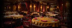 Dining Room Tables & Chairs at The Driskill