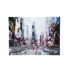 new york city times square art small - dwell