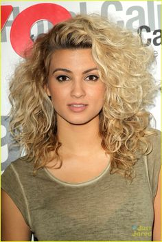 original hair inspiration. i just know i wanted big hair. it didn't really matter what the texture was.