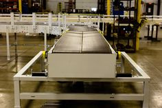 Dual Belt Rotator Product Handling Concepts