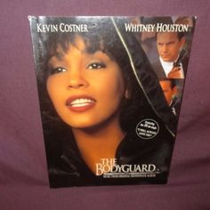 The-Bodyguard-Original-Soundtrack-Album-Sheet-Music-Piano-Vocal-Chords-1993