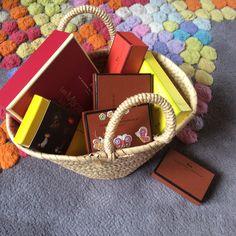 #lamaisonduchocolat #boîtes #boxes #chocolat #chocolate