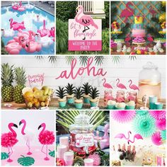 Welcome To The Party, Tropical Party, Birthday Cake, Table Decorations, Instagram, Happy, Home Decor, Cordial, Decoration Home