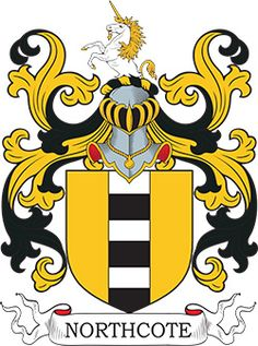 Northcote Coat of Arms