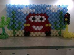 Mural de cars