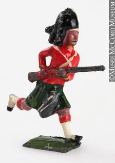 1903 Britain Lead Soldier