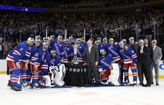 The New York Rangers head for the Stanley Cup Playoffs again. What do they need to put together another Cup run? We look at the Rangers playoff needs.