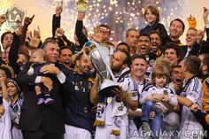 LA Galaxy Champions!