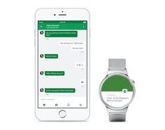 Certaines montres sous Android Wear se connectent pas avec liPhone 7