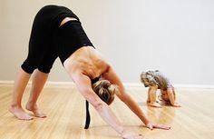 Yoga para niños, 5 posturas para practicar con tus hijos