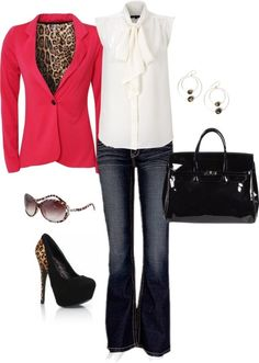 This is a great outfit for when I want to look grown-up. :)