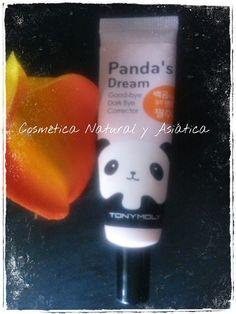 TonyMoly Panda's Dream Good Bye Dark Eye Corrector ~ Cosmética Natural y Asiática