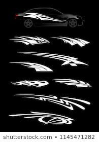 Find Race Car Sticker stock images in HD and millions of other royalty-free stock photos, illustrations and vectors in the Shutterstock collection. Plotter Silhouette Portrait, Race Car Stickers, Racing Car Design, Air Brush Painting, Paint Schemes, Car Wrap, Custom Paint, Sticker Design, Race Cars
