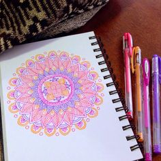 MagaMerlina: Kolam Inspired Simple Knot Tutorial