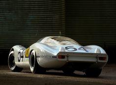 Porsche 907 Langheck Coupe