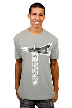 Bombs Away ! T-shirt by vcalahan from Design By Humans. Bombs Away ! T-shirt by vcalahan from Design By Humans.  for