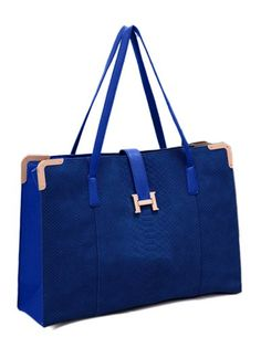 28.22.   Moonar Women's Totes Handbag Snakeskin Shoulder Bags