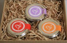 Peace Jam(Vegetable Pack:Blueberry × Wine・Apple × Cinnamon・Hatsukoi × Orange) / <<< Click it and see in detail. >>>