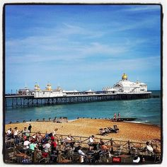 Eastbourne Pier  it