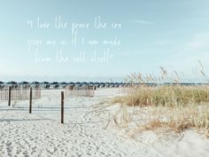 Sea quote inspiration ocean saying beach
