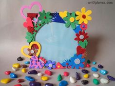 Craft Foam Projects are something that are absolutely safe for kids :). Well, I too love thembecause these are light weight, easy to handle, flexible and colorful. These are inspirational projects…