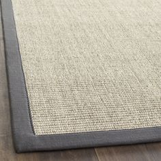 Safavieh Hand-woven Serenity Marble/ Grey Sisal Rug (8' Square) - Overstock Shopping - Great Deals on Safavieh Round/Oval/Square