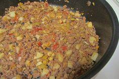 The Mellow Mallow: Picadillo Recipe