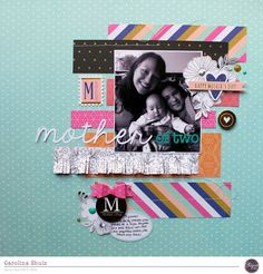 Moher of Two - August Challenge Clique Kits