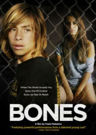 """Check out """"Bones"""" on BIGSTAR This Week: The heart breaking coming of age story of four teens growing up in 1989 blue collar New York, and the bond that would tie them together for life."""