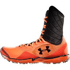 Best for: Mud Runs. Need a shoe for a Tough Mudder or mud race? The Under Armour FTHR Shield TRC Storm Running Shoes were made for the mud. The ankle sleeve provides support for traversing uneven terrain and micro-lugs help grip steep, slick hills. $119