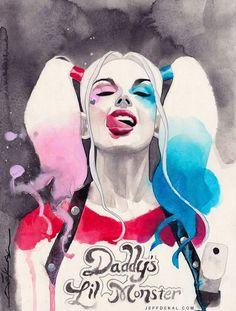Harley Quinn | Jeff Dekal