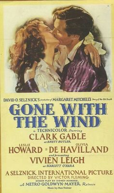 GWTW Movie Poster