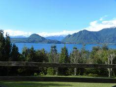 Lago Ranco. Sur de Chile